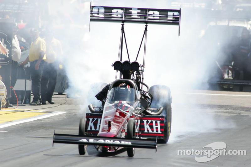 Larry Dixon plans to work on 2014 Top Fuel program