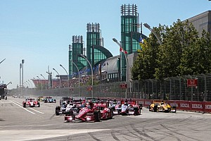 IndyCar Commentary Return to the hot seat has not been smooth sailing for Barnhart