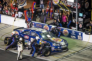NASCAR Cup Race report Late-race accident leaves Kvapil 38th in New Hampshire