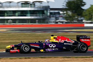 Formula 1 Testing report Ricciardo sets fastest time on day 2 of YDT at Silverstone