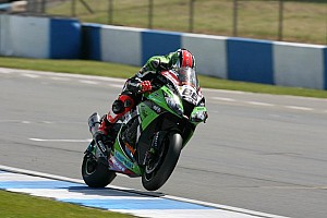 World Superbike Qualifying report Sykes storms to the top in first qualifying in Moscow