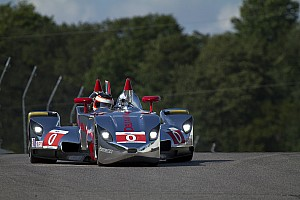 ALMS Qualifying report DeltaWing to start third in P1 at Mosport