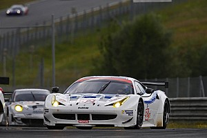 European Le Mans Race report Mowlen and RAM Racing win again in race at Austria
