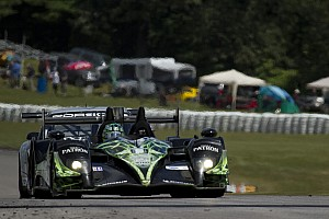 ALMS Race report 2nd and 4th class place finishes for ESM Patrón at CTMP