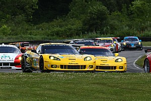 ALMS Race report Pressure-packed win for Gavin, Milner in Canada