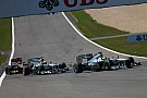 Rosberg, Hamilton enjoy the challenge of the Hungarian Grand Prix