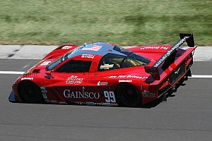 Grand-Am Qualifying report Bob Stallings Racing and Jon Fogarty qualify seventh for Brickyard Grand Prix