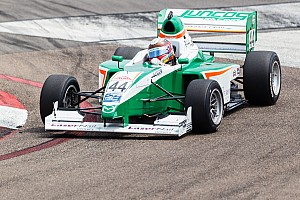 Indy Lights Breaking news Bryan Herta Autosport tests Scott Anderson in Indy Lights car