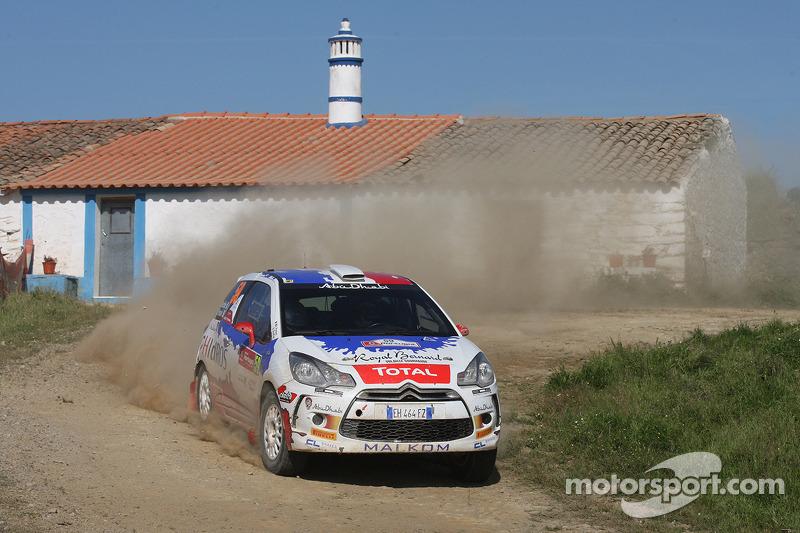Citroën Top Driver makes the big leap at Finland