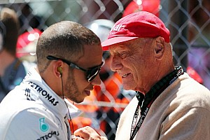 Formula 1 Breaking news Hamilton happy to have changed Lauda's opinion