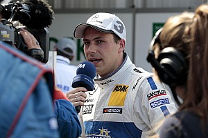 DTM Preview Gary Paffett ready for the challenge in Moscow