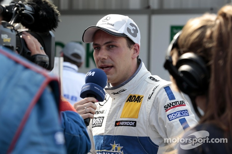 Gary Paffett ready for the challenge in Moscow