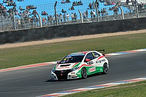 WTCC Qualifying report Tiago Monteiro qualifies on row two in Argentina