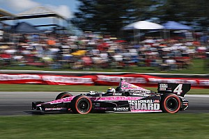IndyCar Race report Panther's Servia finishes in 14th position at Mid-Ohio