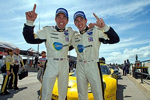 ALMS Preview Oliver Gavin looking for a first GT win at Road America