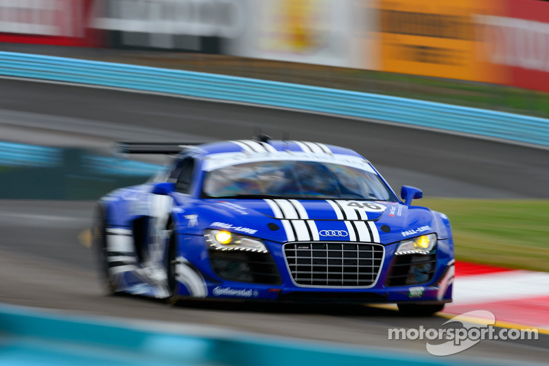 Fall-Line Motorsports look to continue progression at Road America