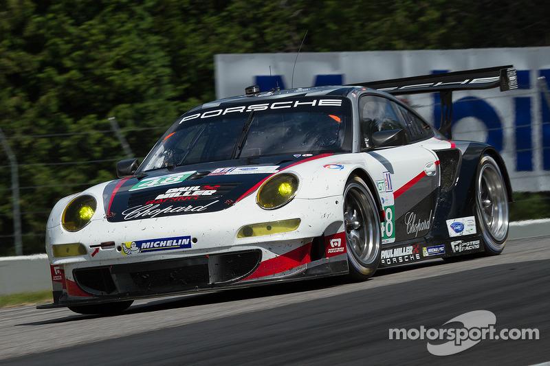 Paul Miller Racing look for another Road America top five