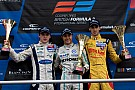 Carlin's Jaafar fends off King for Brands win