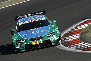 DTM Race report Eventful race at the Nürburgring: Farfus runner-up to claim podium for BMW