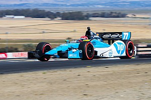 IndyCar Qualifying report Pagenaud 10th and Vautier 14th in qualifying at Sonoma