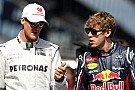 Schumacher thinks Vettel could win seven titles