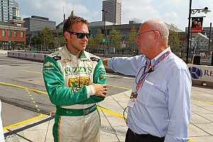 IndyCar Practice report Carpenter battles tricky track, heat and humidty Friday in Streets of Baltimore