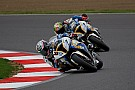 BMW Motorrad: Front row at the home round at Nürburgring