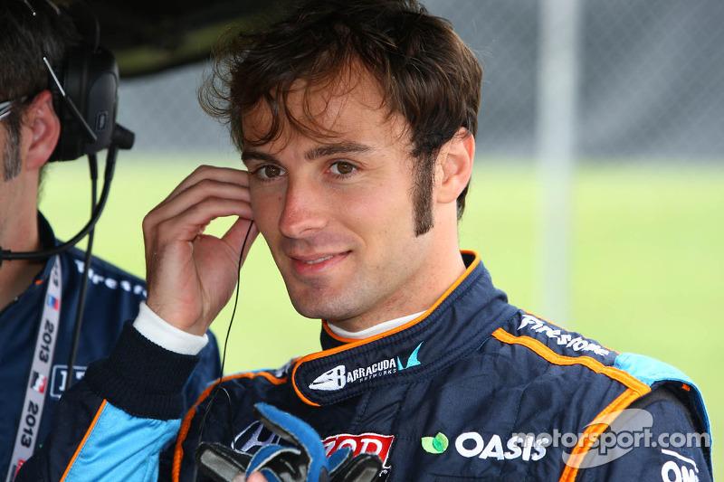 Barracuda Racing to start 14th in Grand Prix of Baltimore