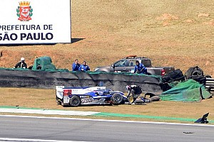 WEC Breaking news Toyota, Lotus crash out early and Vilander's Ferrari goes up in flames