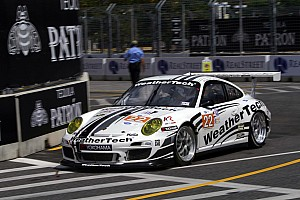 ALMS Race report MacNeil and Bleekemolen second in GTC at Baltimore