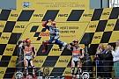 Bridgestone: Lorenzo the victor in fantastic last-lap battle at Silverstone