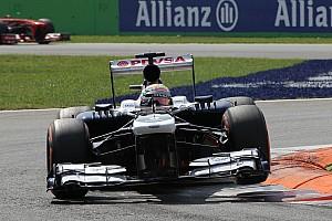 Formula 1 Race report Maldonado finished 14th and Bottas 15th in today's Italian Grand Prix