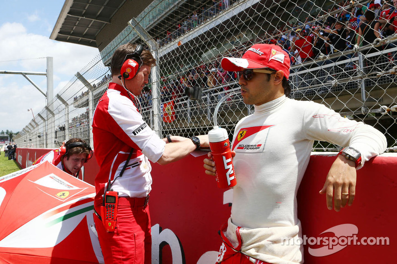 Massa's engineer Smedley to also leave Ferrari