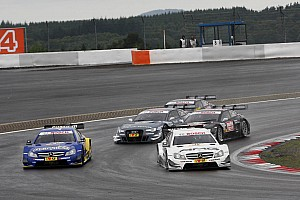 DTM Preview Double anniversary for Mercedes at Oschersleben