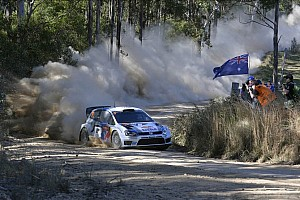 WRC Leg report Ogier reigns supreme Down Under
