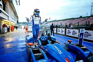 European Le Mans Race report Signatech Alpine win in Hungary to set up a title showdown in Le Castellet