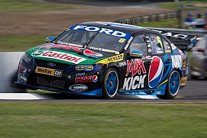 Supercars Race report Davison laments pit drama at Sandown 500