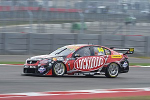 Supercars Race report Lockwood racing salvages seventh at Sandown