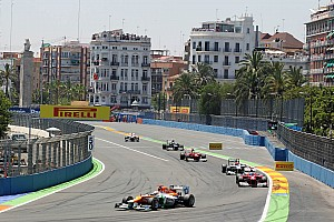Formula 1 Breaking news Valencia mayor rejected proposal to move GP