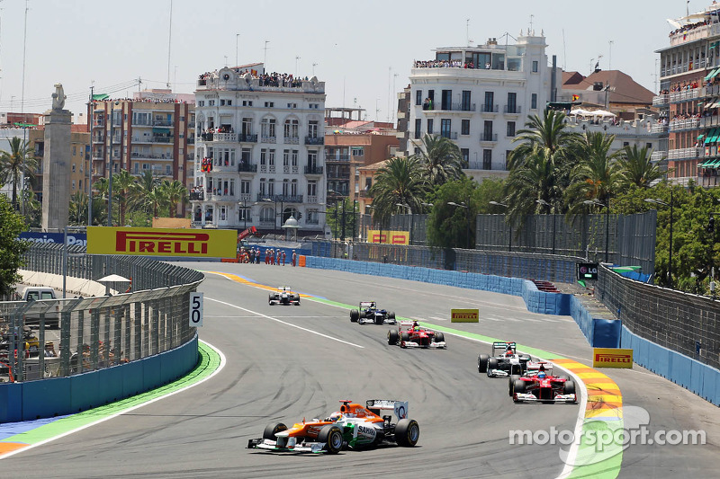 Valencia mayor rejected proposal to move GP