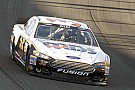 Wise Looks for Better Break at Loudon