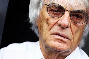Formula 1 Rumor Formula One facing future without Ecclestone