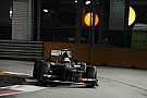 Sauber's Gutiérrez qualified for the top ten for the first time in Singapore