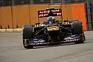 Ricciardo thinks he beat Vergne in pressure stakes