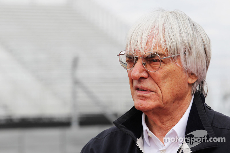 'Two or three teams' in financial strife - Ecclestone