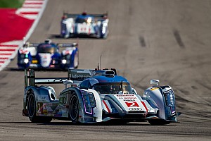 WEC Race report Audi celebrates 100th LMP overall victory with Austin win
