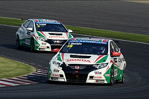 WTCC Race report Tiago Monteiro on the podium in Japan!