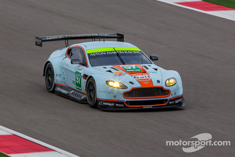 Gavin pulls double duty for rivals Corvette Racing and Aston Martin Racing in Texas