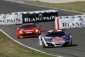Blancpain Sprint Preview Sébastien Loeb Racing aim to win at Navarra
