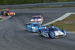 Grand-Am Race report Yacaman and Wilson score second place at Lime Rock Park